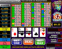 Connecticut player won on Video Poker at Bovada Casino