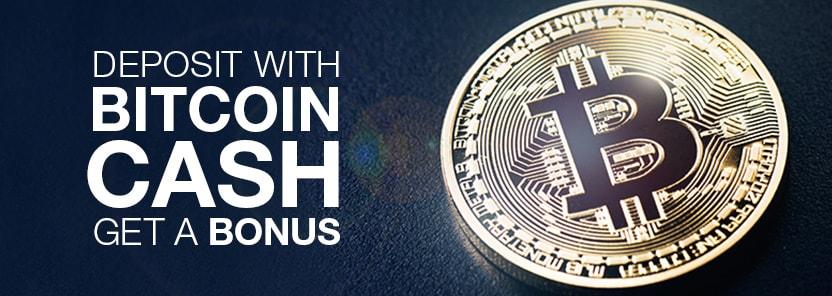 Bovada Accepts Bitcoin Cash (BCH)